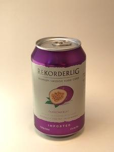 Rekorderlig - Passionfruit Cider (11.2oz Can)